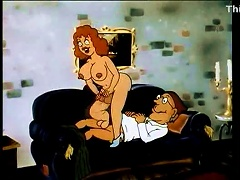 Cartoon Porn Is Crazy Hot Stuff