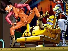 Cartoon Porn Hardcore Slideshow