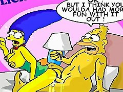 Famous Toons Orgy